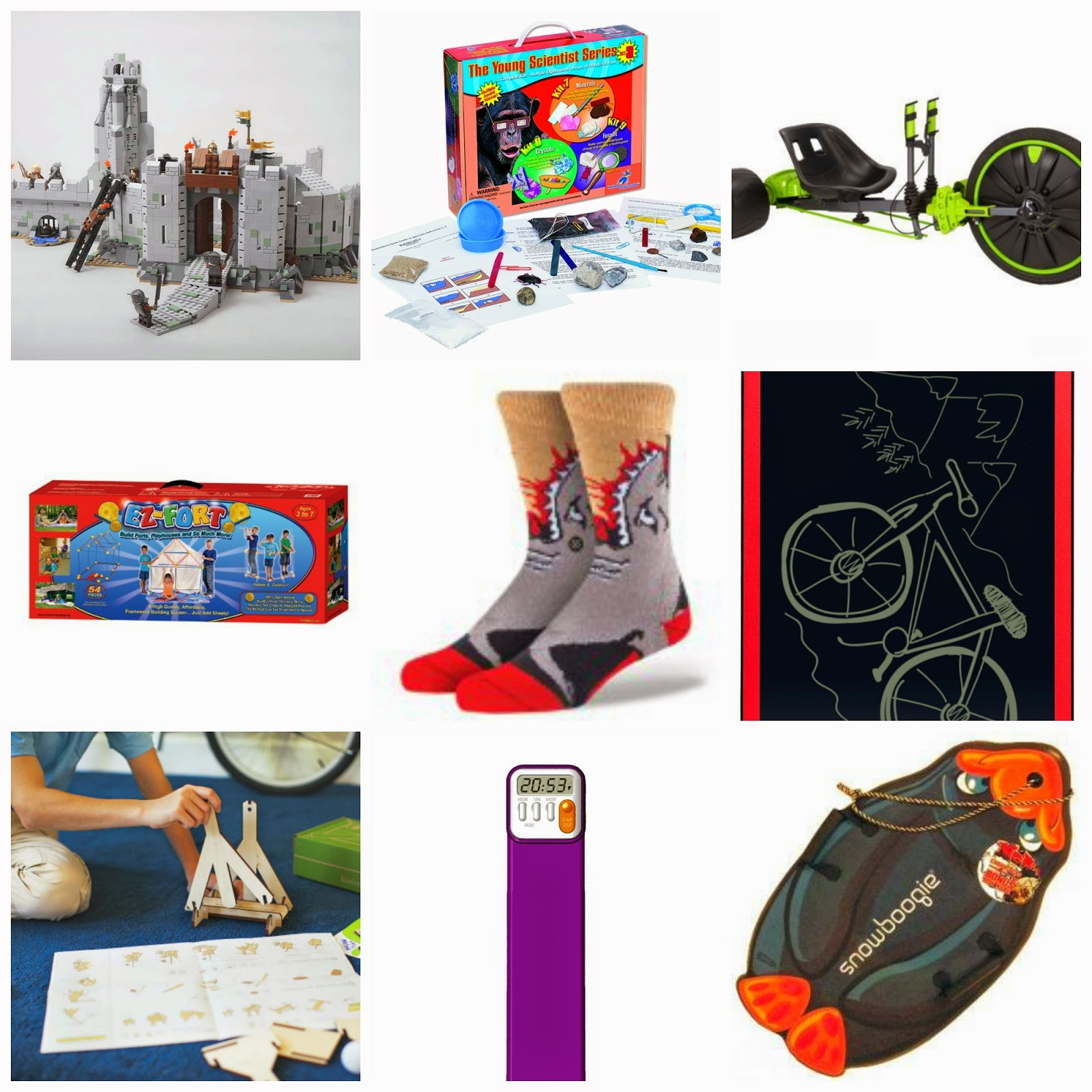 great gifts for boys 2014 no electronics - Best Gifts Christmas 2014