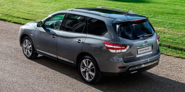 Nueva Nissan Pathfinder 2015
