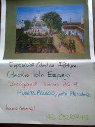 exposicion alumnos LOLA ESPEJO