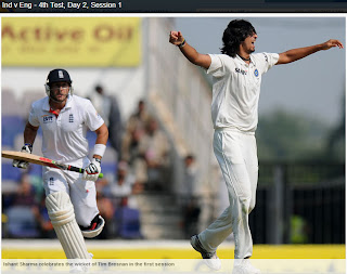 Ishant-Sharma-Tim-Bresnan-IND-V-ENG-4th-TEST-DAY-2