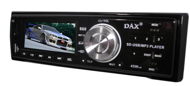 Dax 860 mp3 autoradio fm mp3 porta usb slot sd dax 860 mp3 - Autoradio lancia ypsilon porta usb ...