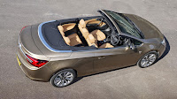 Vauxhall Cascada Convertible top