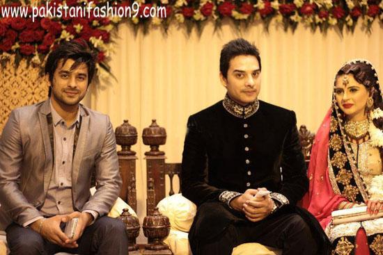 Fatima Effendi, a Pakistani actress & model, tied knot to actor Kanwar