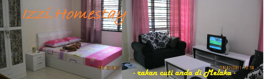 Homestay Ayer Keroh IzziHomestay Rakan Cuti Anda Di Melaka