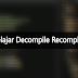 Tutorial Cara Mudah Belajar Decompile Recompile Aplikasi Android Tanpa PC dengan Apktool Mobile