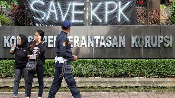 TNI Bergerak, Cegah Gedung KPK Digeledah Polisi