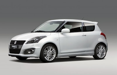 Mobil Suzuki All New Swift 2013