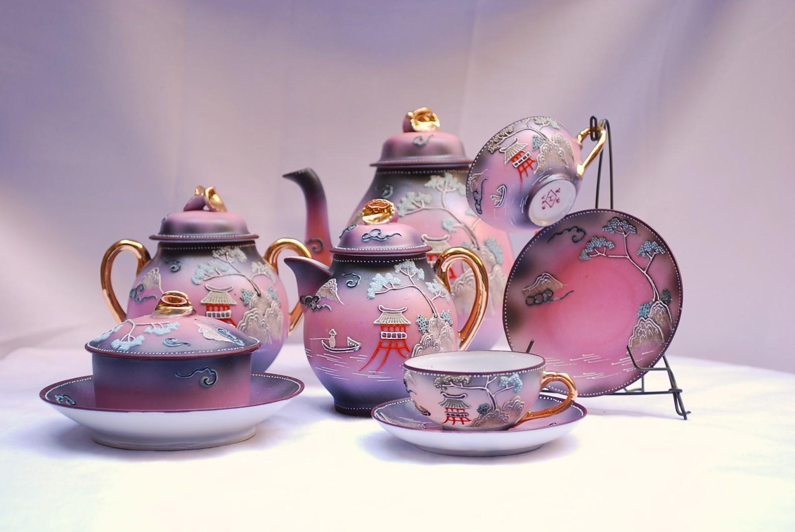 Vontade e pensamento porcelana japonesa for Marcas de vajillas de porcelana