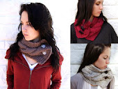 Try my Classic Cabled Cowl Photo Tutorial