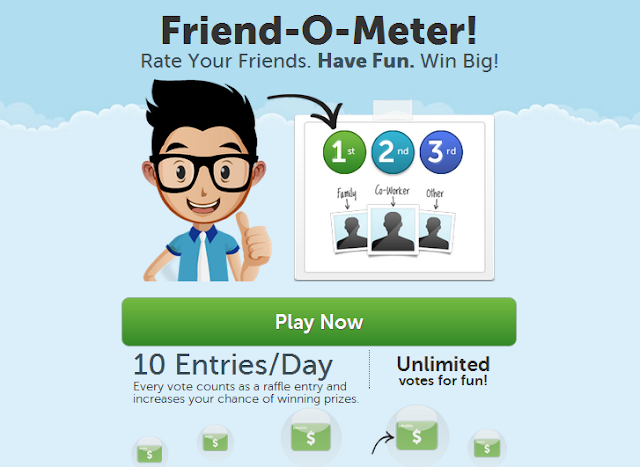 Lenddo Friend-O-Meter
