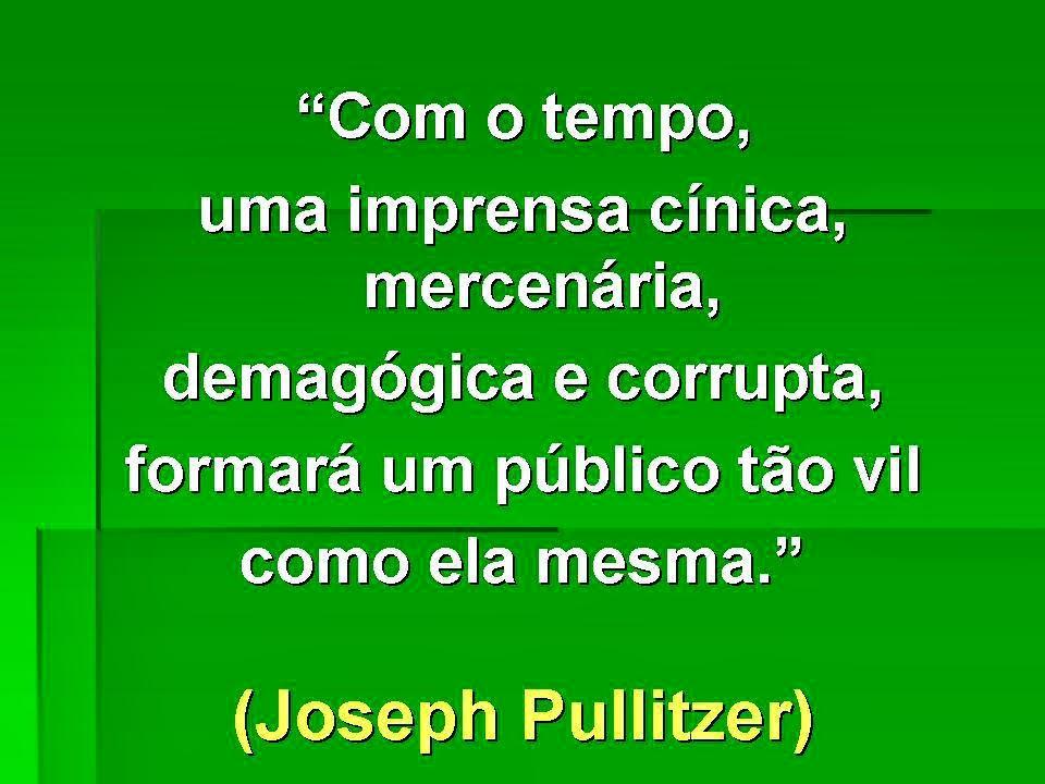 Regulamentação da mídia JÁ!