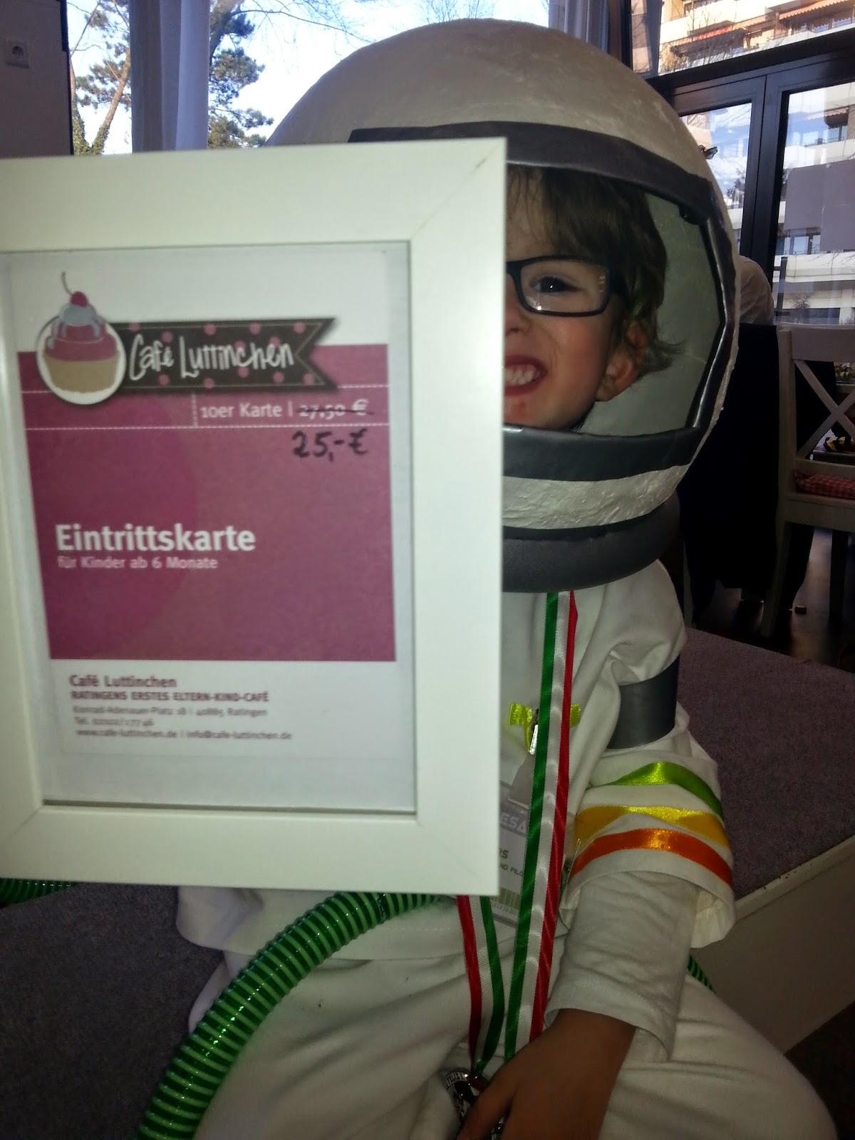Proud costume contest winner! || Twice the Fun