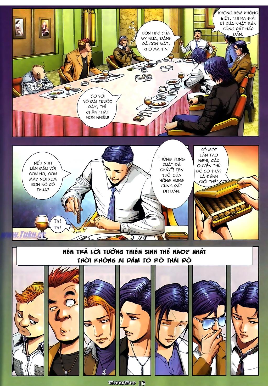 Người Trong Giang Hồ Chap 862 - Truyen.Chap.VN
