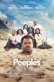 Peeples, movie release, May, david Allen Geier