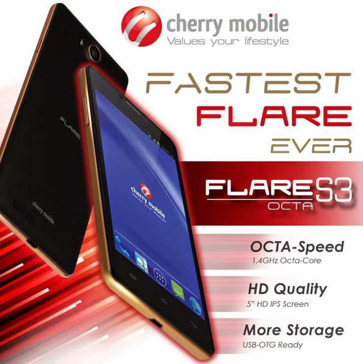 Cherry mobile flare s3 octa vs skk mobile lynx price and specs