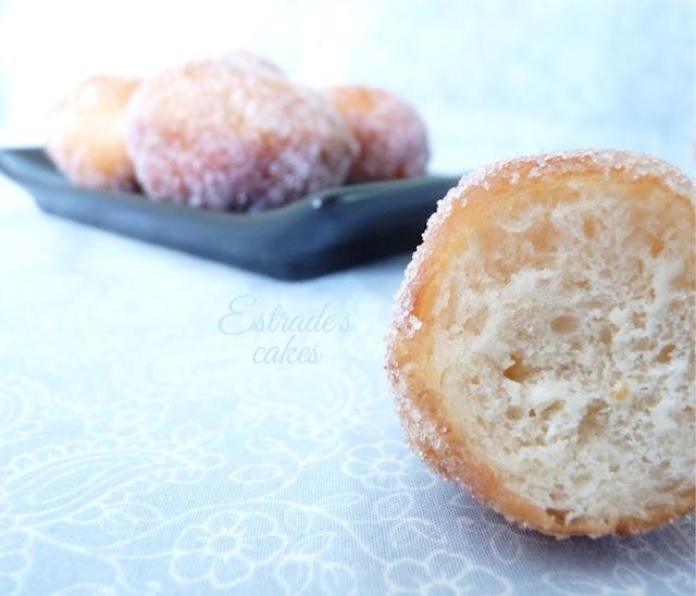 receta de bolas donuts - 2