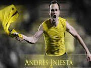 Iniesta 2012 Wallpaper free for Iniesta fans.