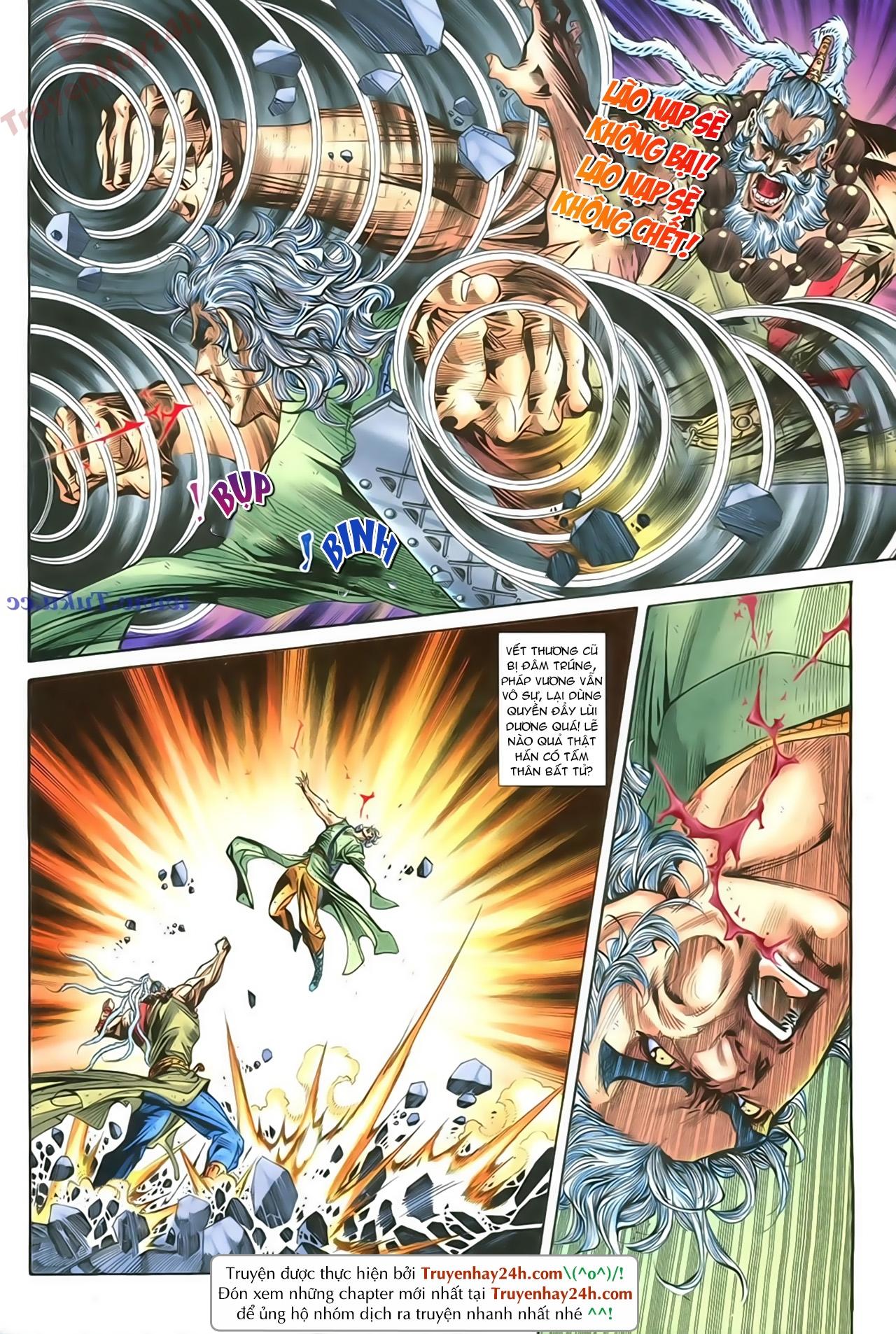Thần Điêu Hiệp Lữ chap 86 – End Trang 28 - Mangak.info