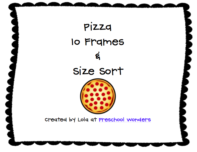 Gallery For u0026gt; Pizza Frame