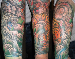 Forearm Sleeves Tattoo Design Photo gallery - Forearm Sleeves Tattoo Ideas