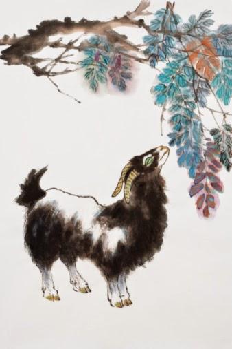 Horóscopo chino 2015: Año de la Cabra de Madera