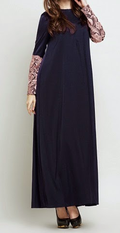 NBH0286 FAUZIAH JUBAH (NURSING AND MATERNITY FRIENDLY)