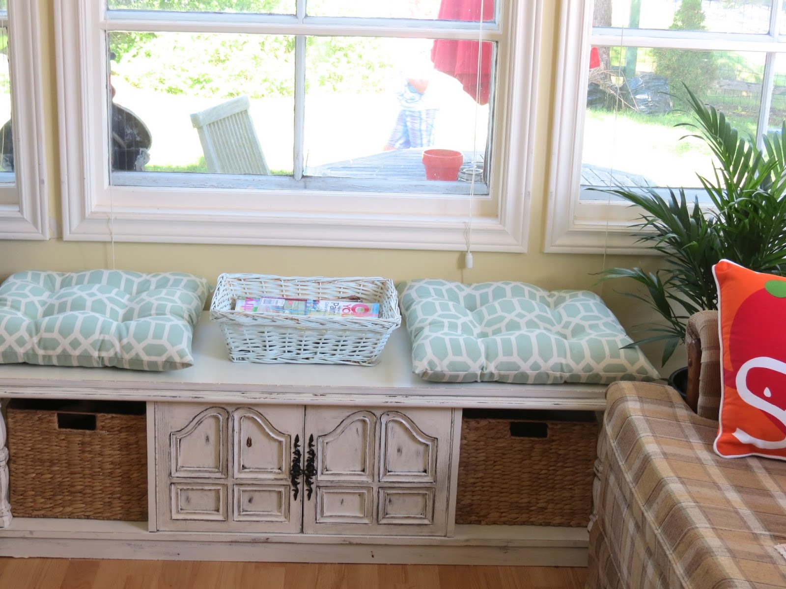 the simple craft diaries window seat
