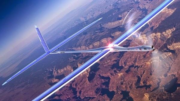 Google Mua Lại Hãng Sản Xuất Máy Bay Không Người Lái Titan Aerospace