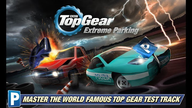 top gear extreme screenshot