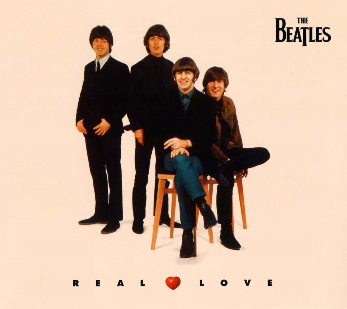 Gmail themes beatles - The Real Love Single