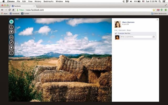 facebook photo editor