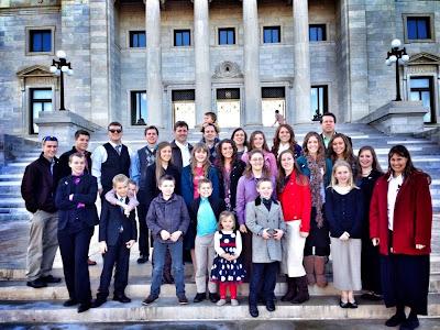Duggar Family 2013