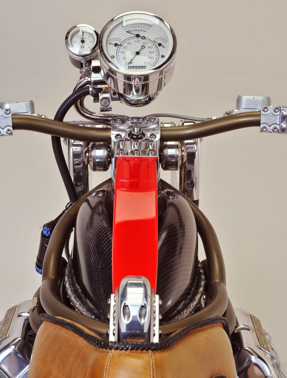 Bienville Motorcycle Designed by JT Nesbitt