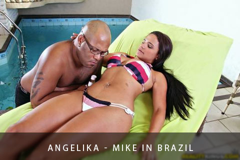 Angelika - Mike in Brazil