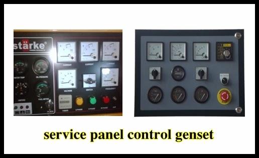 melayani pembuatan panel ac/dc genset