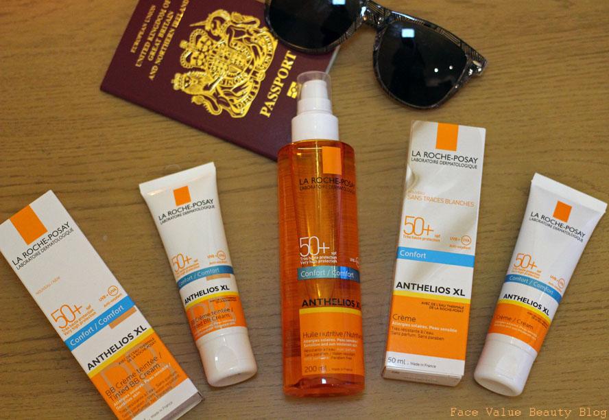 Comfortable Sun Cream? New SPF Comfort Cream From  La Roche-Posay Anthelios