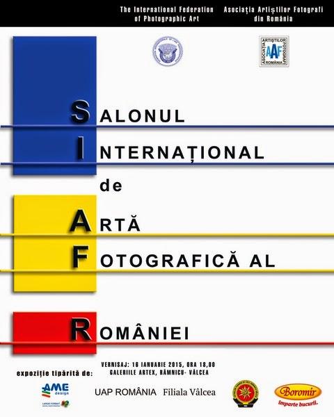 Vernisaj: 16.01.2015, Galeriile ARTEX Rm. Valcea