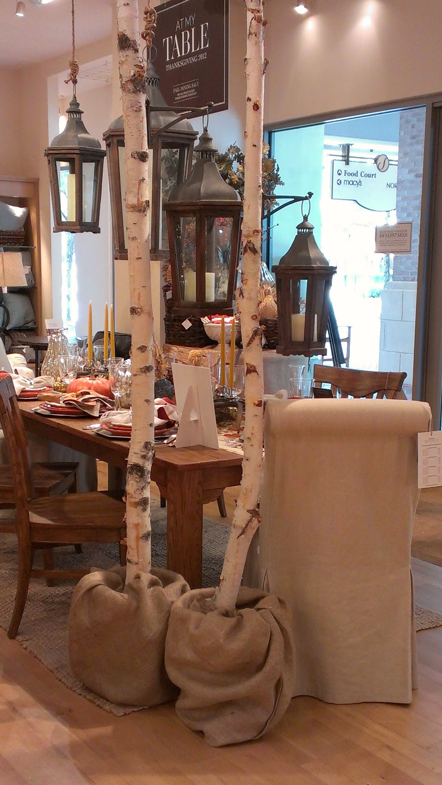 Southern With Sass Potterybarn Inspires With Fall Display