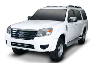Ford Everest SUV Comfortable Driving