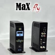 Atualizacao do receptor Maxfly Rayo 3D3 v1.36