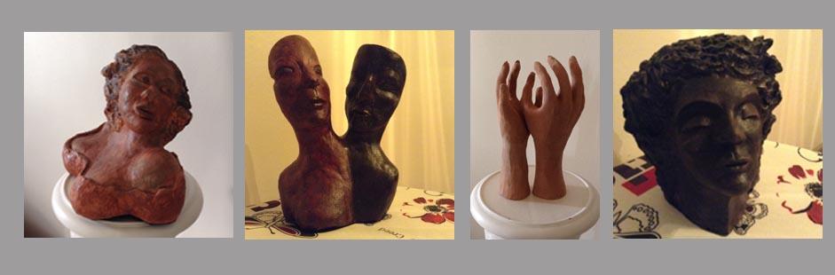 Sculptures .....