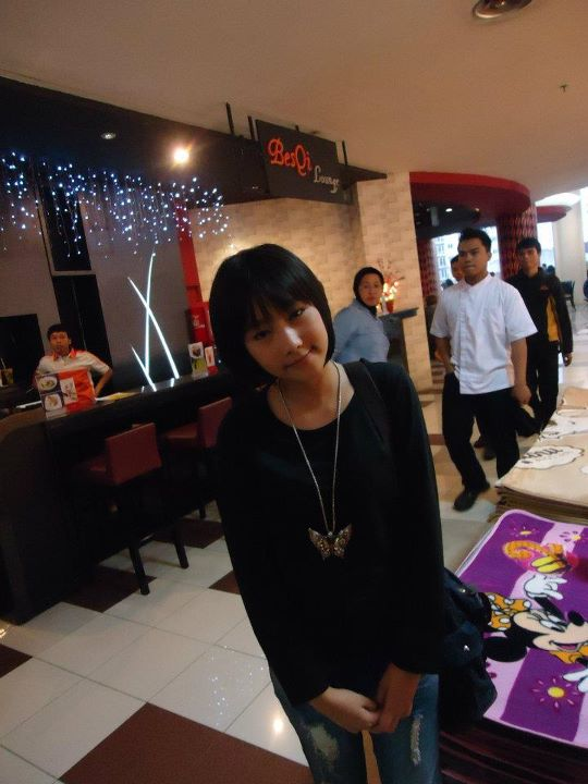 Galeri foto Dhike JKT48