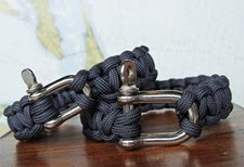 Skipjack's Mariner hand-tied Nautical Rope Bracelet