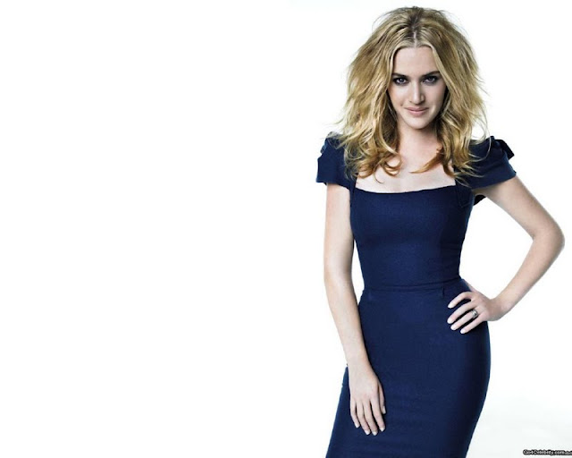 Kate Winslet sexy in dress