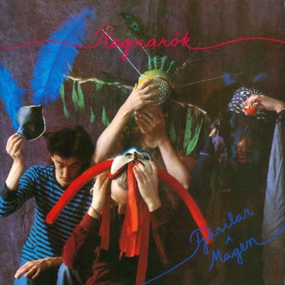 Ragnarök - Fjärilar i magen 1979 (Sweden, Jazz-Rock/Fusion)