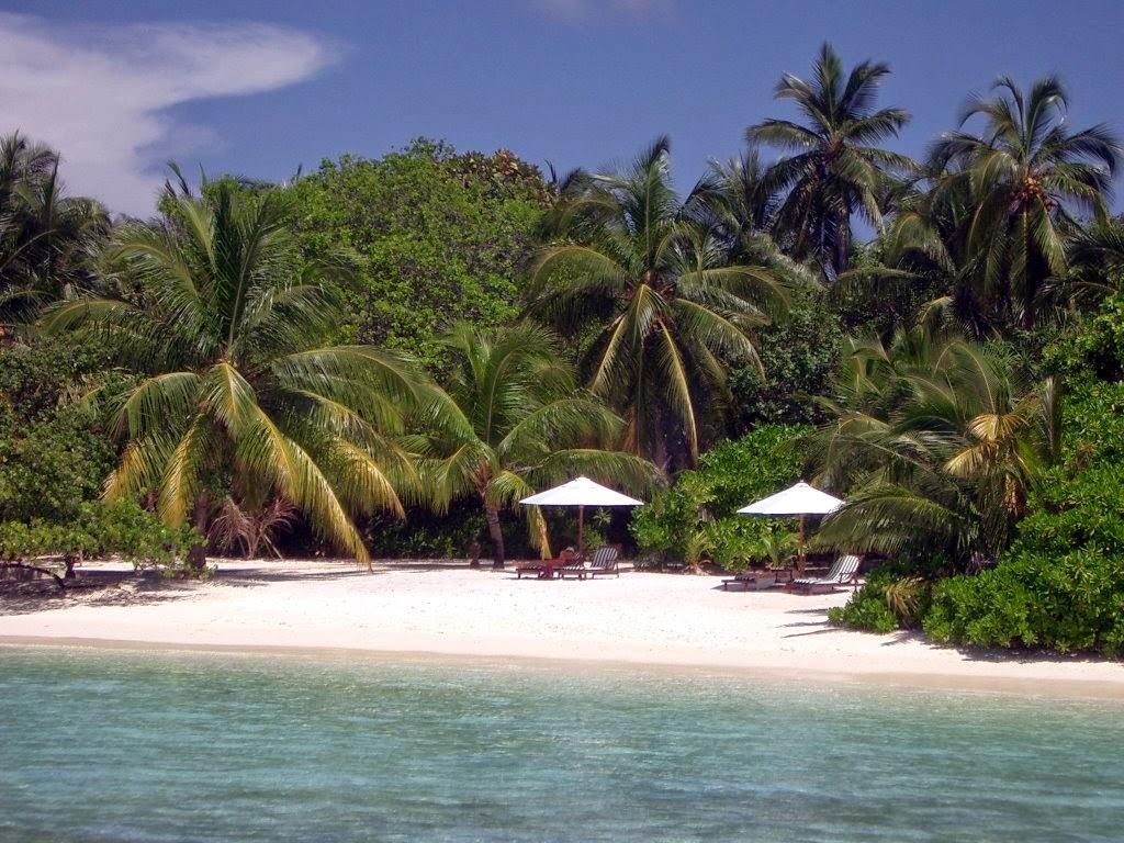جزيرة باندوس في المالديف