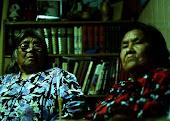 Cristina y Ursula Calderón