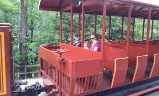 Busch Gardens Railroad