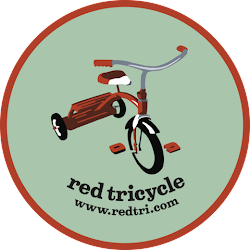 Find Me On Red Tricycle