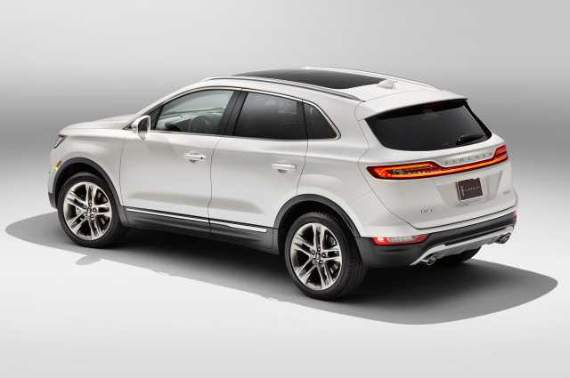 2016 Lincoln MKC First Drive